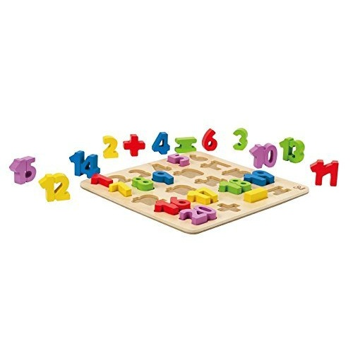 Hape - Numbers Puzzle