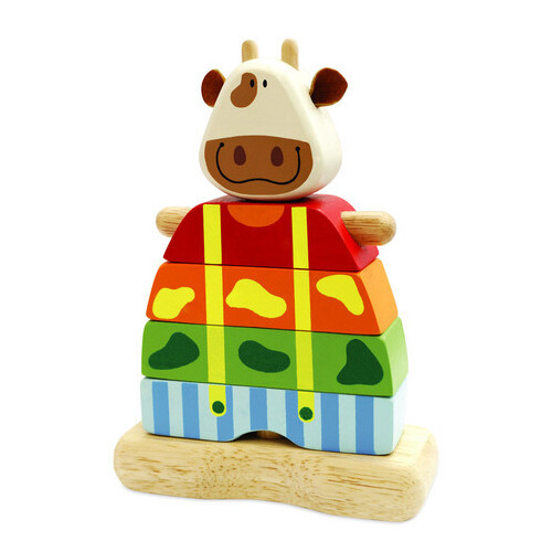 I'm Toy - Stacking Cow