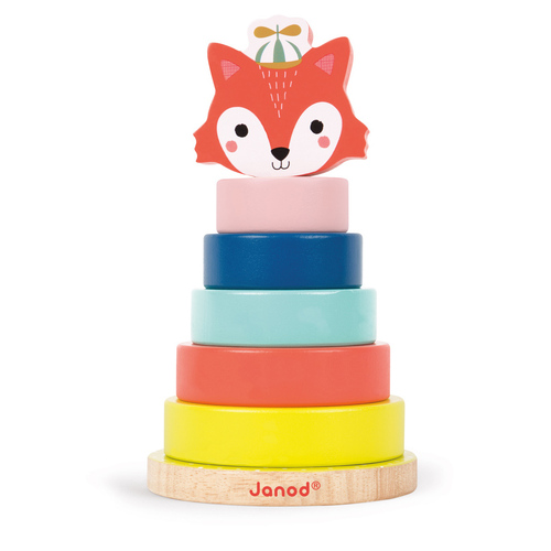 Janod - Fox Stacker