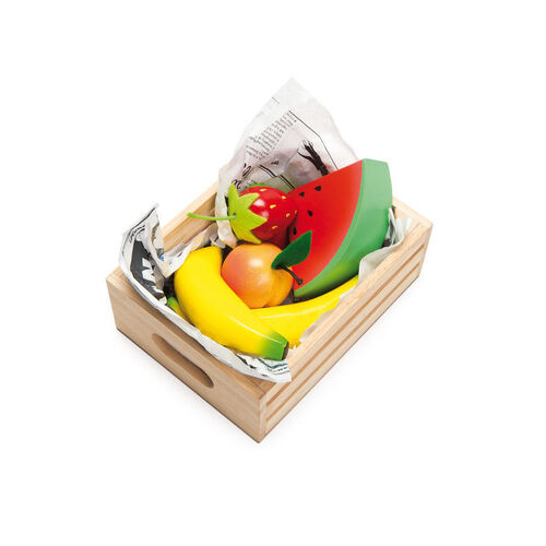 Le Toy Van - Smoothie Fruits in Crate