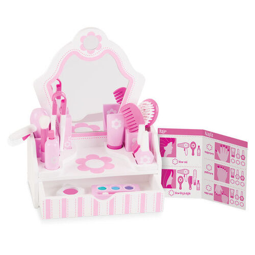 Melissa & Doug - Beauty Salon Play Set