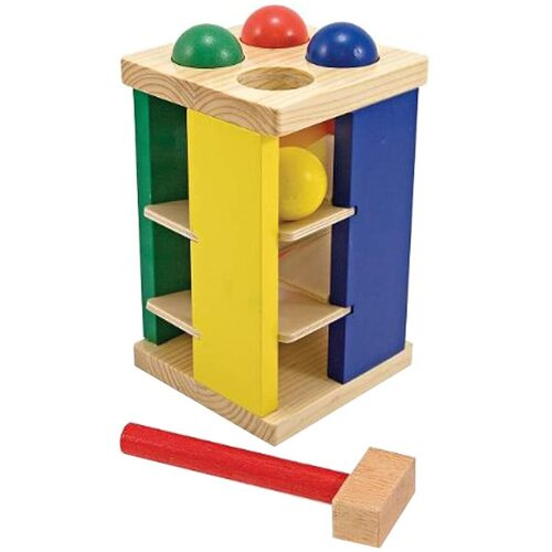 Melissa & Doug - Pound And Roll Tower