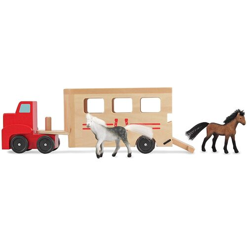 Melissa & Doug - Horse Carrier