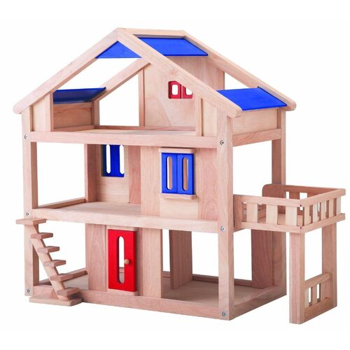 PlanToys - Terrace Dollhouse