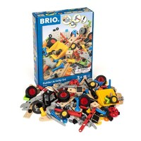 BRIO - Builder Activity Set (210 pieces)