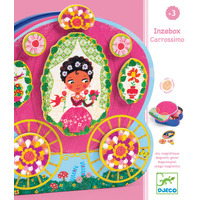 Djeco - Carossimo Magnetic Playset