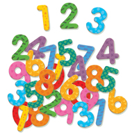 Djeco - Wooden Magnetic Numbers
